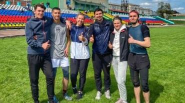областные соревнования по легкой атлетике среди девушек и юношей